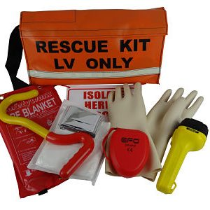 High Voltage Switchboard Rescue Kit First Aid Safety